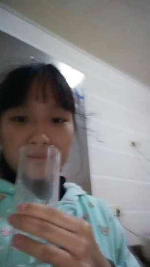 莹润 啤酒杯 直筒玻璃杯 透明水杯 茶杯 牛奶杯 果汁杯 饮水口杯 玻璃水杯 橙汁杯 6支装 其他 晒单图