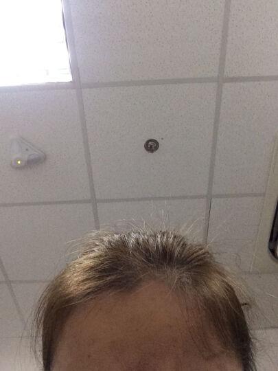 【日本直邮】花王KAO Prettia泡沫染发膏 染发剂 懒人DIY 天然无刺激 黑发用 可可棕色 晒单图