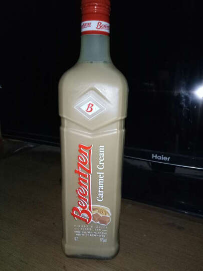 德国洋酒拜尔尼特百人城Berentzen 蜜可思 梨子啤酒花味利口酒 晒单图