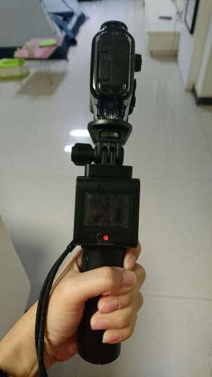 索尼(SONY)酷拍运动相机/摄像机 HDR-AS50R 监控 滑雪套装(头戴、自拍杆) 晒单图
