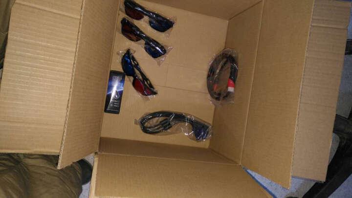 福满门(Fumen) B100AA 家用投影仪 手机投影仪 高清LED投影机 无屏电视小型家庭影院 白色标配 晒单图