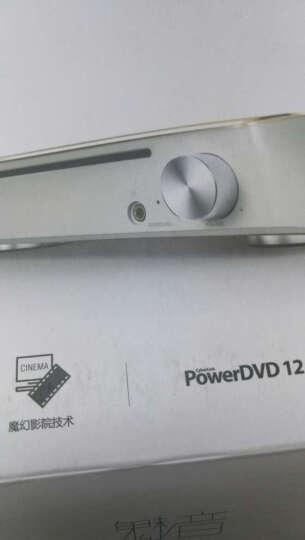 华硕(ASUS) 6倍速 USB2.0 外置蓝光刻录机 金色(SBW-S1 PRO) 晒单图