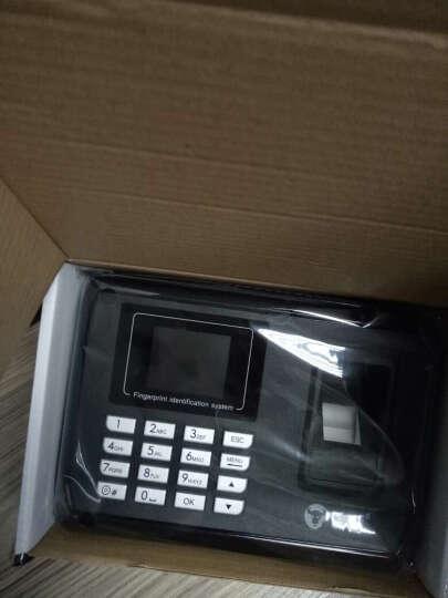 浩顺 (Hysoon)C-138TW指纹识别WIFI网络考勤机打卡机手机APP签到无线联网云管理 C138TW(无线+有线联网+手机APP+云管理) 晒单图