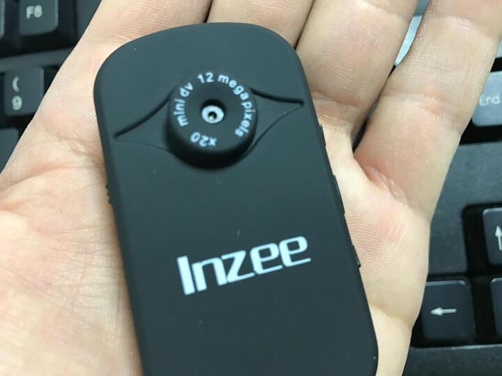 lnzee X20 HD1080P 高清运动摄像机迷你插卡无线微型监控摄像头户外运动相机 加强版--1080P高清【15厘米镜头线】 套餐三带16G内存卡 晒单图