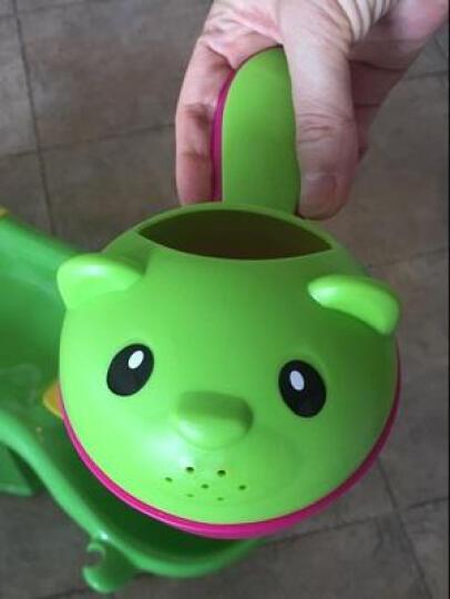 贝贝提(BEIBEITI) 【升级款】贝贝提 儿童洗头椅洗头床大号加厚 绿色洗头椅+挂杆+洗头杯 晒单图