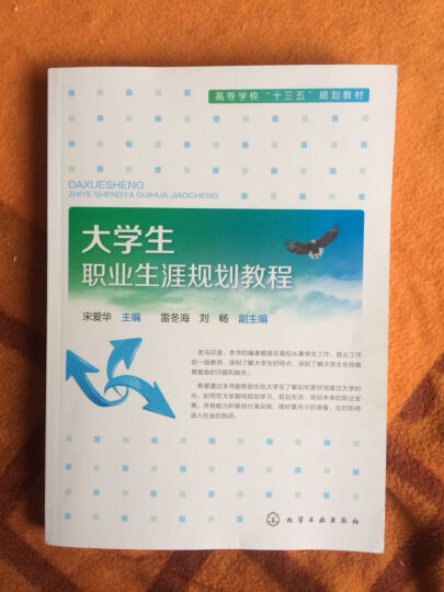 大学生职业生涯规划教程(宋爱华) 晒单图