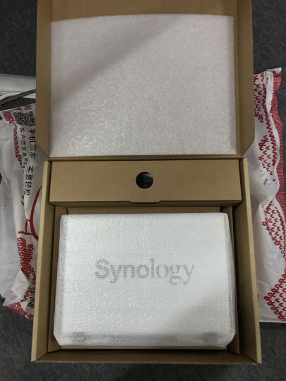 群晖(Synology)DS716+II 2盘位 NAS网络存储服务器 (无内置硬盘) 晒单图