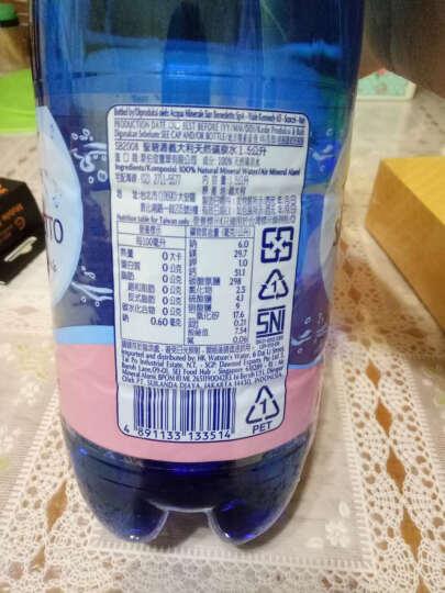 圣碧涛(San Benedetto)矿泉水意大利进口圣碧涛天然矿泉水塑料瓶高端矿泉水 圣碧涛无气1.5L*6瓶塑料瓶 晒单图