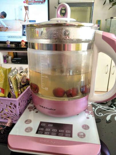 荣事达(Royalstar)养生壶玻璃加厚1.8L全自动多功能煮茶器YSH1839(YSH12Y1) 晒单图