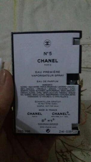 香奈儿(Chanel) 【全球购】香奈儿香水女士EDT淡香持久 EAU可可黑色女士香水2ml 晒单图