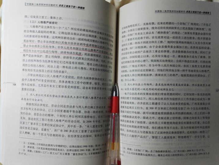 中国珠江三角洲劳资冲突研究:农民工视角下的一种阐释 晒单图