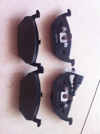 泰明顿(TEXTAR)刹车片前片 2313005 (宝来1.6/1.8/宝来经典1.6/1.8/开迪1.6/2.0) 厂商直送 晒单图