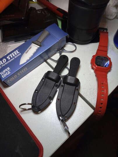 COLD STEEL 美国冷钢 进口不锈钢防身钥匙刀  随身精品小刀 42SS 43LS 43NSK 迷你钥匙刀2.5厘米刃长 晒单图