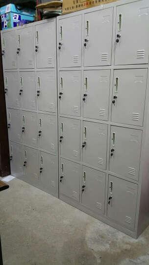 德浩办公家具钢制文件柜铁皮柜档案柜器械柜内保险柜资料柜凭证柜带锁抽屉柜加厚柜 送装服务(赠品勿拍) 晒单图