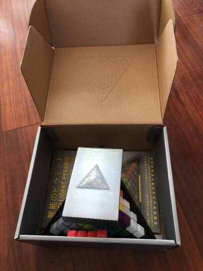 小乖蛋 趣味玩具智能金字塔智慧立体积木堆搭拼搭智力桌面游戏动手动脑逻辑推理 8807二次方程式 晒单图