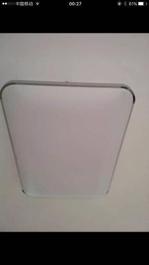 简派(JPPAI) LED吸顶灯 苹果大气长方形客厅灯  现代简约卧室灯成套灯具 奢华三室二厅含赠品七件套 晒单图