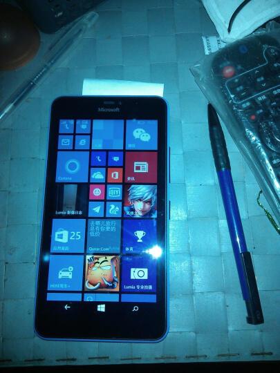 微软(Microsoft)Lumia640xl(RM-1113) 黑色4G移动联通 橙色 640xl 晒单图