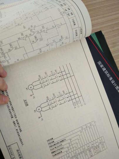 正版国标标准图 16D303-3 常用水泵控制电路图 晒单图