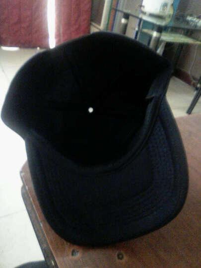 哲时 夏季男女士嘻哈情侣网帽高挺透气卡车货车帽棒球帽遮阳帽子MZ1053 MCC 白色 晒单图