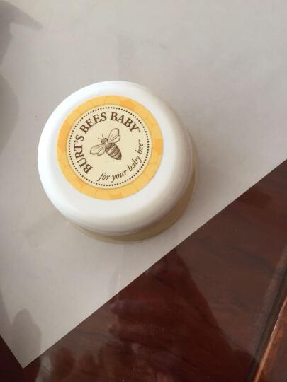 品牌直营 美国Burt's Bees 婴儿面霜天然万用安心霜 修护苹果脸红PP凡士林质地 晒单图
