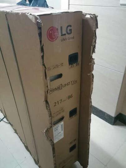 LG 86UH9550-CA 86英寸4K超清智能网络平板电视不闪式3D硬屏广色域 晒单图