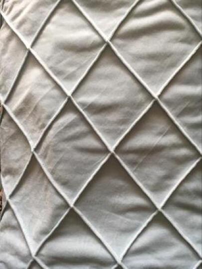 丽丝绒四件套加厚双面保暖水晶绒床上用品床品套件 江诗丹顿--驼色 1.8-2.0m床适用(被套为220X240) 晒单图