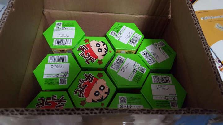 【日本直邮】进口零食 桃哈多Tohato蜡笔小新饼干鳄鱼栗米星巧克力饼干25g盒装膨化零食 10盒装 晒单图