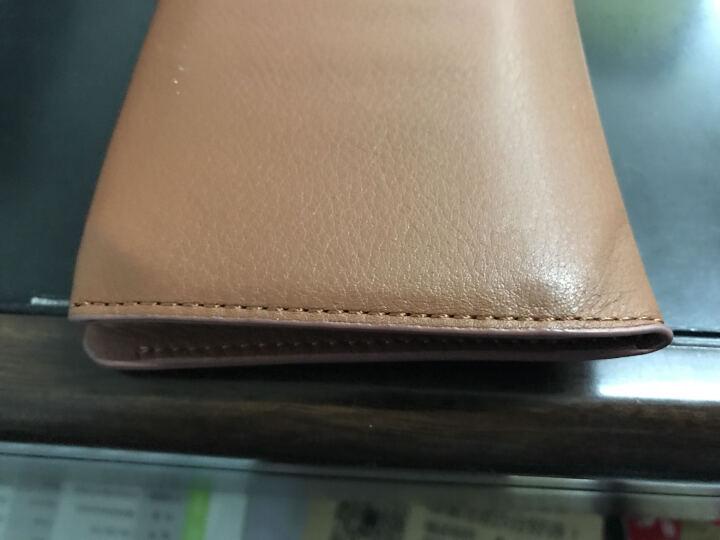洽利iphonexs max手机套真皮11pro手包苹果XR手机壳678保护套mate30插卡钱包 5.5英寸苹果8/7/6/6s plus钱包款红色 晒单图