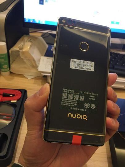 【二手99新】努比亚(nubia) Z11 咖啡金色 6G+ 128G全网通 晒单图