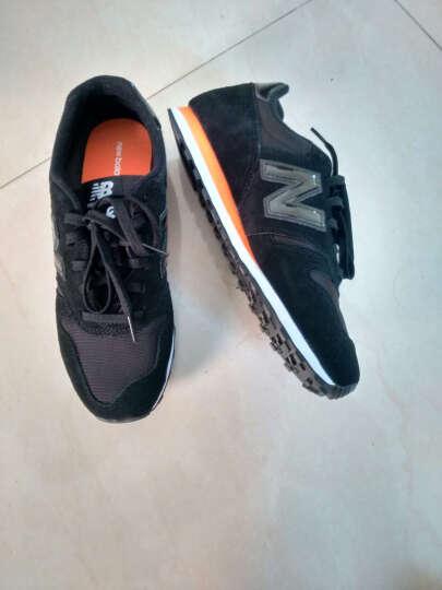 New Balance/NB 373系列男鞋女鞋复古鞋ML373MB ML373MB/黑色 42.5 晒单图