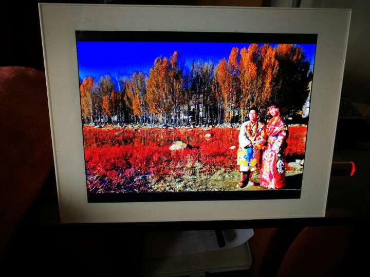 倍视亲 高端定制数码相框 高清大屏电子相册 15.6英寸32G内存 晒单图