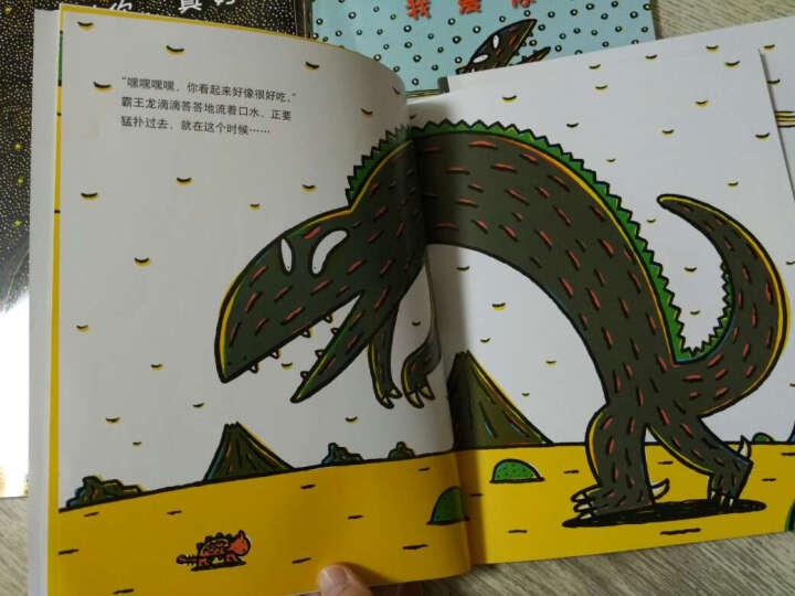 你看起来好像很好吃 我是霸王龙永远永远爱你 等 宫西达也恐龙绘本 晒单图
