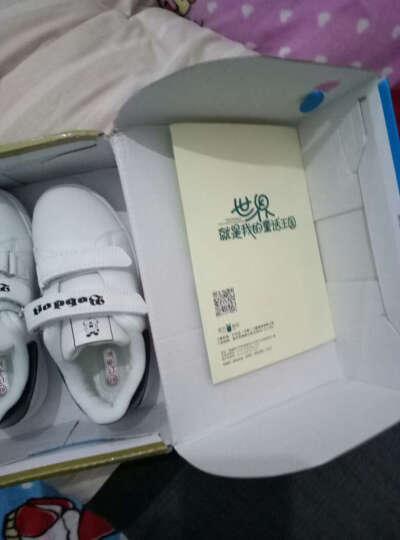 彼得·潘(Beedpan) 童鞋 春季镂空网银儿童运动鞋男童鞋女童鞋透气时尚鞋跑步鞋 银色 36码/内长约23.1CM 晒单图