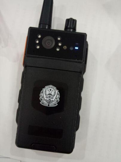 执法1号T1对讲执法记录仪一体机1080P高清夜视插卡对讲机执法仪 内置32G卡 晒单图