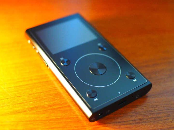 飞傲(FiiO)X1二代 便携高清无损音乐播放器 红色 晒单图