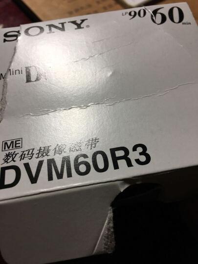 索尼(SONY) DV带 原装miniDV磁带 5盘装 晒单图