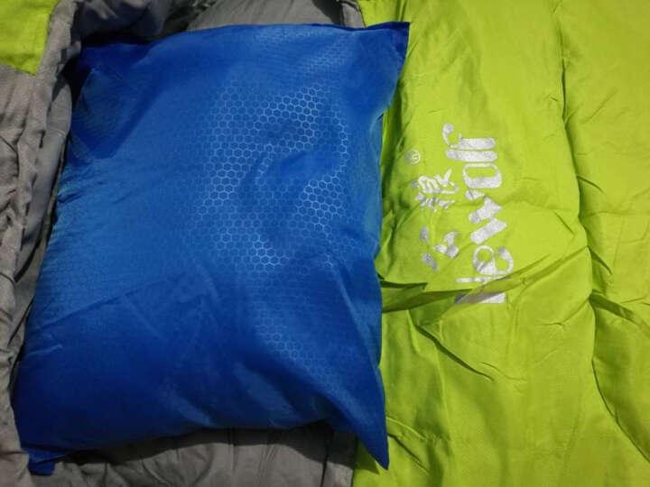 户外睡袋成人秋冬季保暖旅行帐篷露营睡袋 室内午休 芭蕉叶睡袋2.2kg+内胆 晒单图