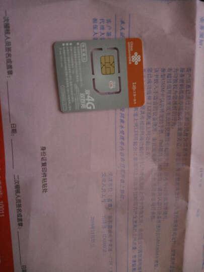 广东联通4G极速上网卡流量卡36G套餐(内含4G全国流量,32G本地流量,6个月有效期) 晒单图