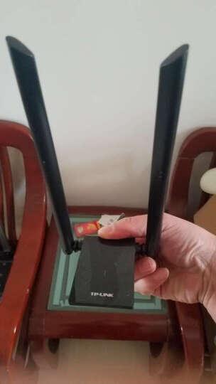 TP-LINK TL-WN826N 300M高速USB无线网卡 双天线随身wifi接收器 晒单图