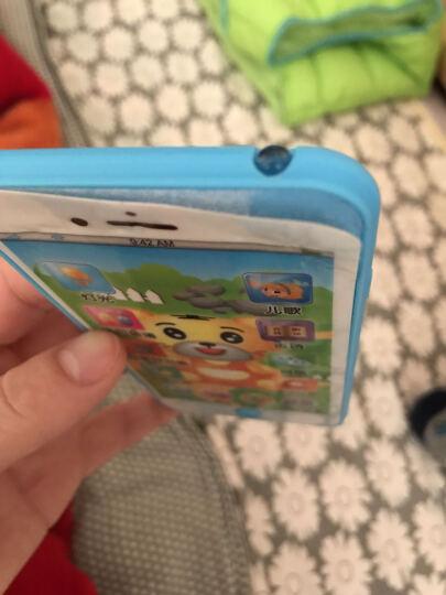 儿童玩具手机早教音乐手机学习机可充电多功能触屏带话筒手机婴幼儿故事机 单品手机壳+手机粉#30 晒单图