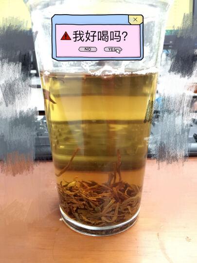 宜兴红茶茶叶礼袋装实惠自饮装 赛正山小种茶叶宜兴特产阳羡茶 宜兴人家用茶 125g试喝装 晒单图