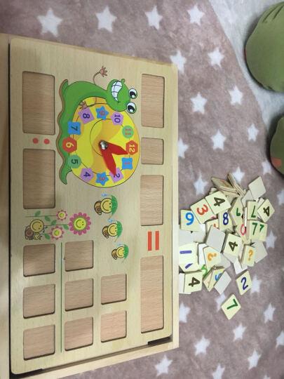 熠奇木质玩具蒙氏数学教具益智儿童数数棒幼儿园早教