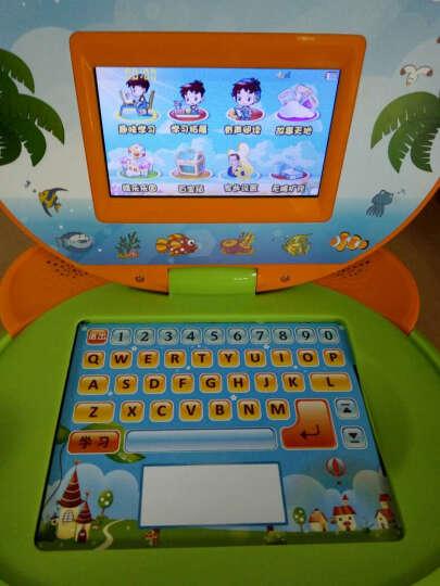 迪乐  小天才儿童早教机器人  学习机6-12岁小学翻译机3-6岁儿童益智的智能玩具启蒙故事机 4.3寸顶配版(含120张卡片+8G资料卡) 晒单图