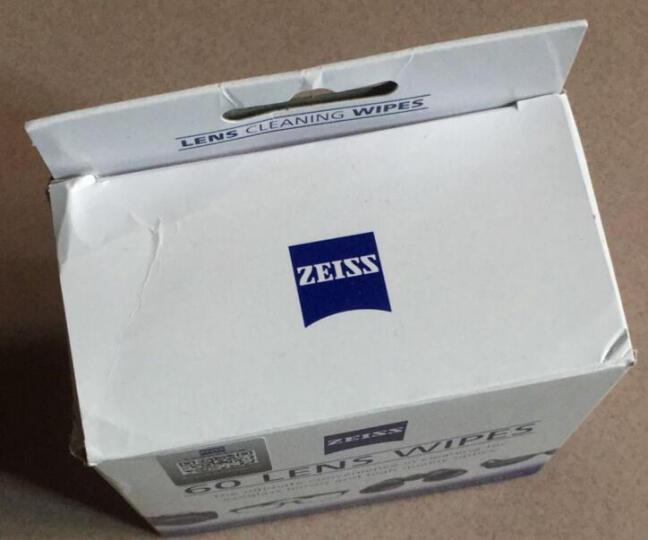 蔡司(ZEISS) 眼镜纸 清洁湿纸 清洁眼镜/相机镜头/笔记本 赠品促销请勿下单 晒单图