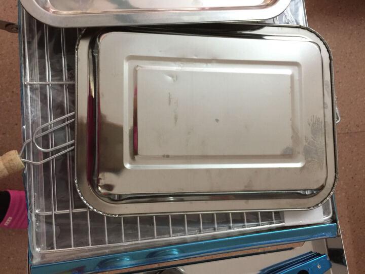 奥凯弗(okeefe)  烧烤架 户外烧烤炉 家用户外便携自带烤盘烧烤套装 烤鱼夹 晒单图