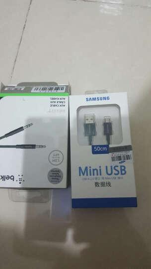 三星(SAMSUNG)Mini 2.0 原装数据线/单反数码相机电源线/传输线 硬盘传输线 适用佳能/尼康/索尼 0.5米 晒单图
