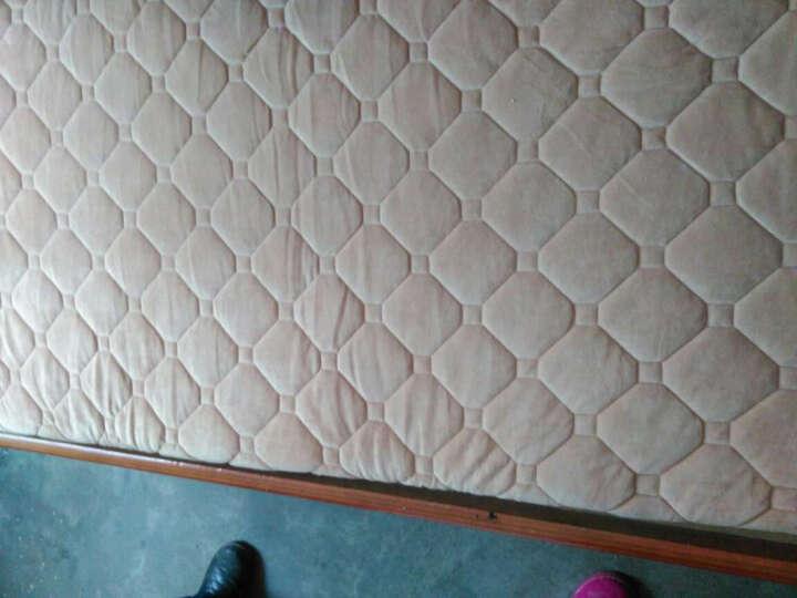 初漫天然乳胶床垫记忆棉床垫子床褥1.5米1.8米榻榻米床垫可折叠加厚打地铺学生单人宿舍记忆海绵褥子 轻奢灰色-加厚9厘米舒爽款 1.5*2.0m 晒单图
