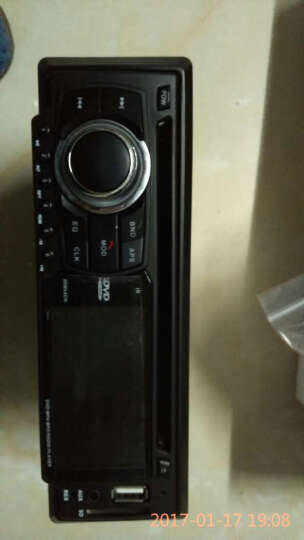 弘马车载mp3蓝牙电话通用型汽车dvd播放器车用cd机机