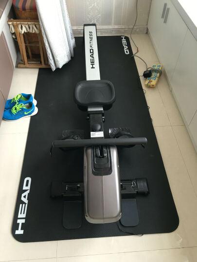 欧洲HEAD海德纸牌屋划船机 电磁控静音折叠收腹健身器材划船器 测心率专业版 晒单图