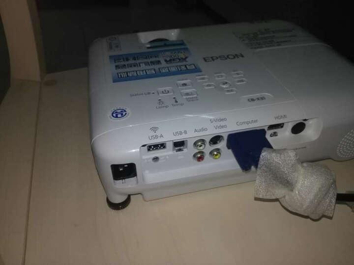 爱普生(EPSON)CB-X31 办公 投影机 投影仪(XGA分辨率 3200流明 HDMI) 晒单图